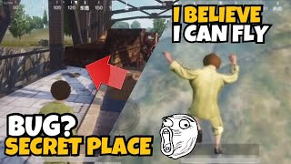 Download BUG? Secret place you can fly 😂 | PUBG Mobile | Lightspeed and quantum studio Video