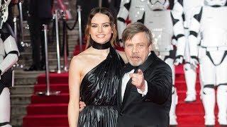Download Star Wars The Last Jedi European Premiere Red Carpet Video