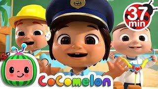 Download Jobs and Career Song +More Nursery Rhymes & Kids Songs - CoCoMelon Video