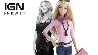 Download Barbie: Amy Schumer Drops Out of Movie Based on Doll - IGN News Video