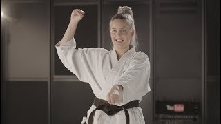 Download Karate with Anne-Marie [Episode 9] Video