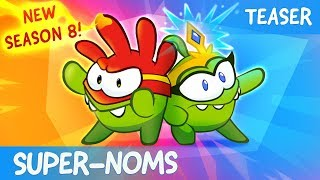 Download Om Nom Stories Season 8 is coming soon! (Teaser) Video