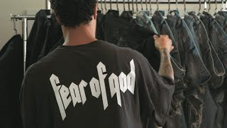 Download UNKNWN Presents: Jerry Lorenzo From Fear Of God Video