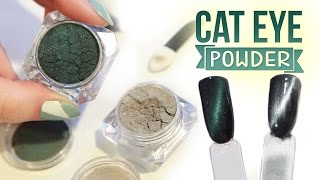 Download How to Apply Cat Eye Magnetic Powder Video