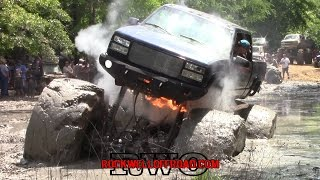 Download BIGGEST MONSTER TRUCK CATCHES FIRE ON THE PIPELINE FROM HELL!!! Video
