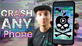 Download This Video Will CRASH ANY iPhone! Video