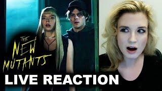 Download New Mutants Trailer REACTION Video