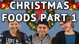Download German Kids try international Christmas Foods - Part 1 Video