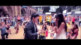 Download Oliver & Monica's Surprise Flashmob Proposal - Mar Video