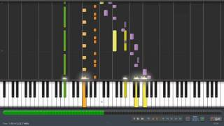 Download Overture - Cats piano tutorial on Synthesia Video