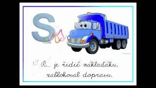 Download Abeceda - 3 Učíme se českou abecedu | We learn the Czech alphabet Video