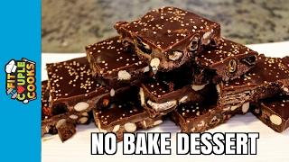 Download How to Meal Prep - Ep. 32 - HEALTHY DESSERT - NO BAKE DESSERT - CHOC FUDGE Video