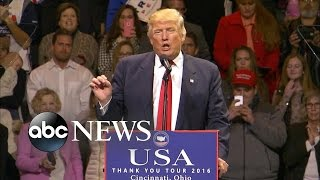 Download Trump Thank You Tour Begins Video
