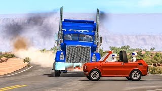 Download EXTREME CRASHES #55 - BeamNG Drive Video