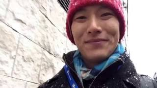 Download Tokyo First Snow 11-24-2016 Video