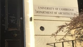Download Department of Architecture || Cambridge Vlog 9 Video