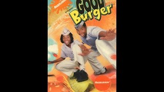 Download Opening To Good Burger 1998 VHS Video