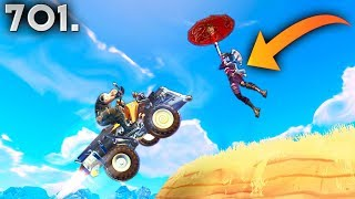 Download *SMART* 800 IQ VEHICLE KILL..!!! Fortnite Funny WTF Fails and Daily Best Moments Ep.701 Video