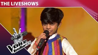 Download Mohd. Fazil Performs On Rang Barse | The Voice India Kids | Episode 32 Video