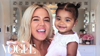 Download Khloé Kardashian's New Mom Beauty Routine | Beauty Secrets | Vogue Video