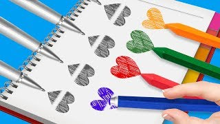 Download 22 COOL SCHOOL SUPPLY HACKS Video