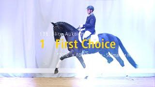 Download 136. Elite-Auktion am 11./12. Oktober, 2019 - Nr. 1 First Choice v. Fürst Belissaro - Soliman de Hus Video