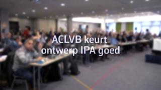 Download Nationaal comité ACLVB zegt met ruime meerderheid ja tegen ontwerp IPA Video