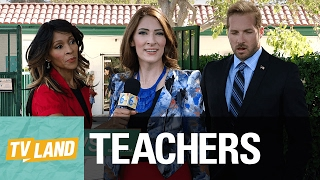 Download 'Wake Up with Wendy!' ft. Ryan Hansen Official Clip | Teachers on TV Land (Season 2) Video