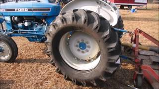 Download Changing A Tractor Tire With Ballast Video
