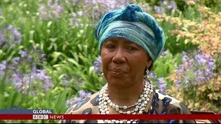 Download MANDELA'S DAUGHTER DESCRIBES HER FATHERS FINAL MOMENTS - BBC NEWS Video
