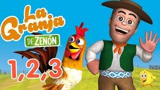 Download La Granja de Zenón - Las 35 mejores Canciones de la Granja 1, 2 y 3 en HD Video