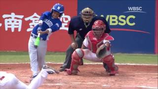 Download Highlights: Nicaragua v Mexico - Super Round - WBSC U-12 Baseball World Cup 2017 Video