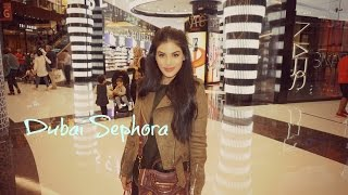 Download Dubai Mall Sephora & Huda Beauty Video