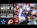 Download Cowboys vs. Redskins (Week 2) | Game Highlights | NFL Video