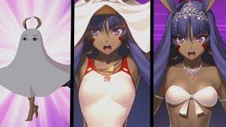 Download 【FGO】水着:ニトクリス 宝具+ALLスキル&バトルアクション【Fate/Grand Order】Nitocris〔Assassin 〕NP+allskill&B Video