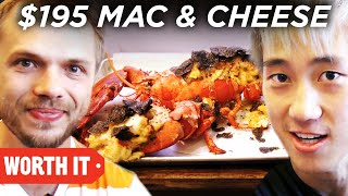 Download $3 Mac 'N' Cheese Vs. $195 Mac 'N' Cheese Video