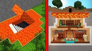 Download แข่งสร้าง!!บ้านสุดเท่ บ้านใต้ลาวา VS บ้านใต้ลาวา ใครจะชนะ?? (House VS House) Video