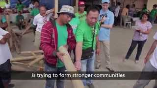 Download Building Skills to Rebuild Communities After Typhoon Haiyan Video