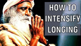 Download Just spend a few days sitting in your room- Sadhguru about longing Video