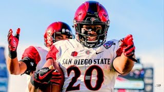 Download Most Dangerous Offensive Weapon in the MWC || San Diego State RB Rashaad Penny Career Highlights ᴴᴰ Video
