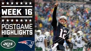 Download Jets vs. Patriots | NFL Week 16 Game Highlights Video