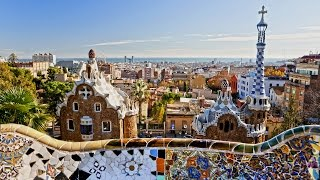 Download Viking Oceans: Antoni Gaudí - Barcelona's Master Of Sacred Architecture Video