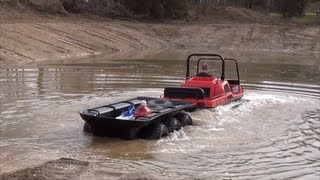 Download Mudd-Ox Amphibious Trailer Overview and Action Video
