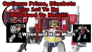 Download Power Of The Primes Optimus Prime & Dinobots are the 1st to be released? Video