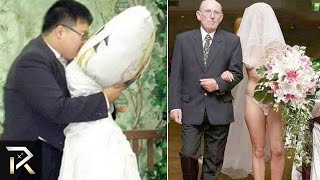 Download 10 Weirdest Marriages That Actually Happened! Video
