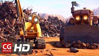 Download CGI Animated Short Film: ″Mechanical″ by ESMA | CGMeetup Video