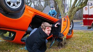 Download we got into an accident... *actual footage* Video