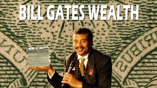 Download Neil deGrasse Tyson - Bill Gates Wealth Video