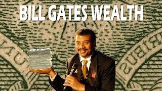 Download Neil deGrasse Tyson - Bill Gates Wealth Video