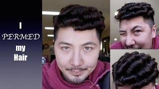 Download I PERMED my hair! Video